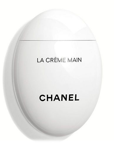 Chanel LA CRÈME MAIN  Smooth-Soften-Brighten-NO COLOR-50 ml