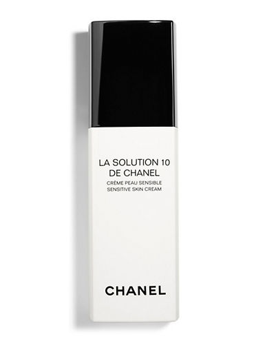 Chanel LA SOLUTION 10 DE CHANEL <br> Sensitive Skin Cream-NO COLOUR-30 ml