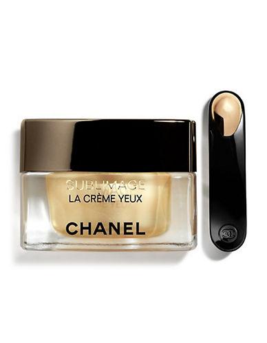 Chanel SUBLIMAGE LA CRÈME YEUX Ultimate Revitalization Eye Cream-NO COLOUR-15 ml