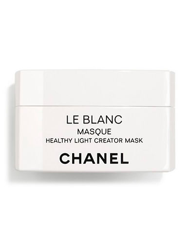 Chanel LE BLANC MASQUE <br> Healthy Light Creator Mask  Revitalizing - Brightening - Nourishing-NO COLOR-One Size
