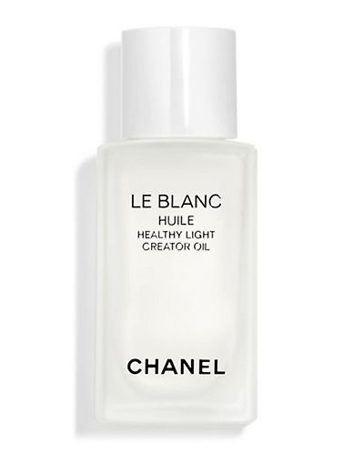 Chanel LE BLANC HUILE <br> Healthy Light Creator Oil Revitalizing - Brightening - Nourishing-NO COLOR-50 ml