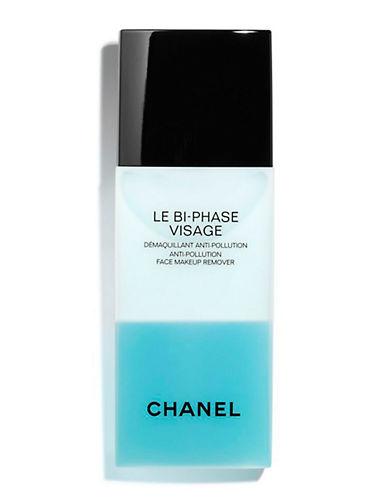 Chanel LE BI-PHASE VISAGE Anti-Pollution Face Makeup Remover-NO COLOUR-150 ml