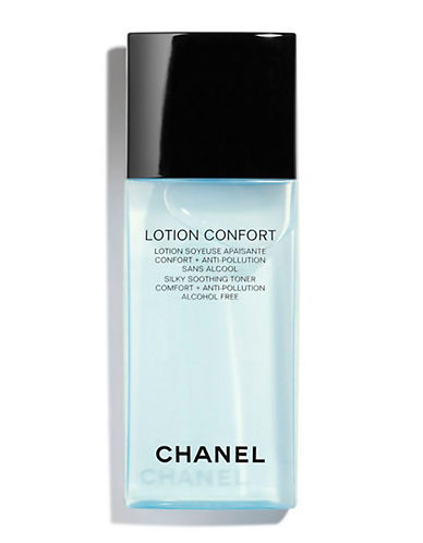 Chanel LOTION CONFORT <br> Silky Soothing Toner Comfort + Anti-Pollution Alcohol Free-NO COLOUR-200 ml