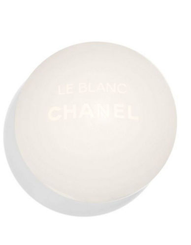 Chanel LE BLANC <br> Brightening Pearl Soap Makeup Remover-NO COLOUR-One Size