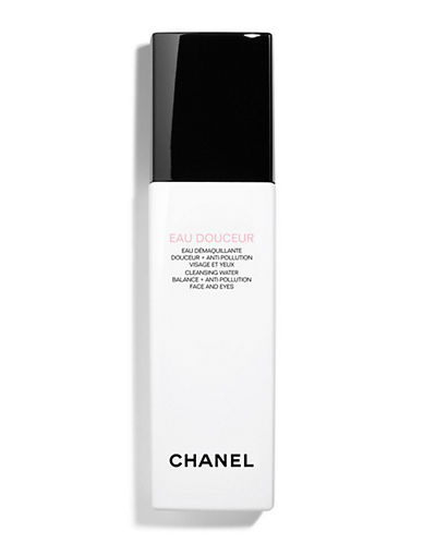 Chanel EAU DOUCEUR <br> Cleansing Water Balance + Anti-Pollution Face And Eyes-NO COLOUR-150 ml