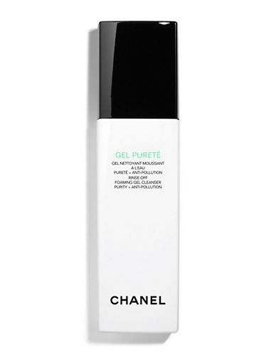 Chanel GEL PURETÉ <br> Rinse-Off Foaming Gel Cleanser Purity + Anti-Pollution-NO COLOUR-150 ml