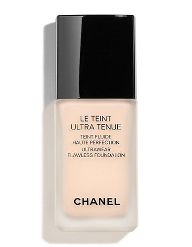 Chanel LE TEINT ULTRA TENUE Ultrawear Flawless Foundation-12 BEIGE ROSE-30 ml