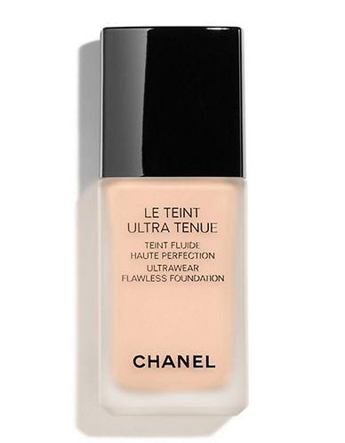 Chanel LE TEINT ULTRA TENUE Ultrawear Flawless Foundation-42 BEIGE ROSE-30 ml