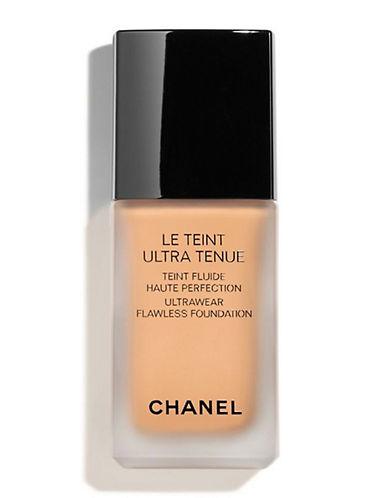 Chanel LE TEINT ULTRA TENUE Ultrawear Flawless Foundation-91 CARAMEL-30 ml