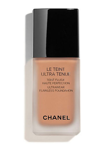 Chanel LE TEINT ULTRA TENUE Ultrawear Flawless Foundation-132 CHOCOLAT-30 ml