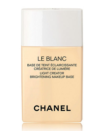 Chanel LE BLANC <br> Light Creator Brightening Makeup Base-MIMOSA-30 ml