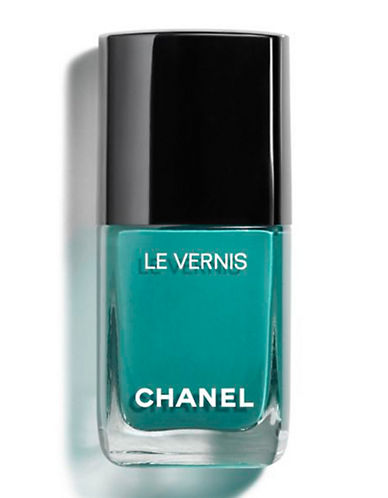 Chanel LE VERNIS <br> Longwear Nail Colour-VERT TURQUOISE-One Size
