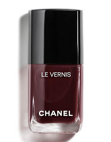 Chanel LE VERNIS <br> Longwear Nail Colour-18 ROUGE NOIR-One Size