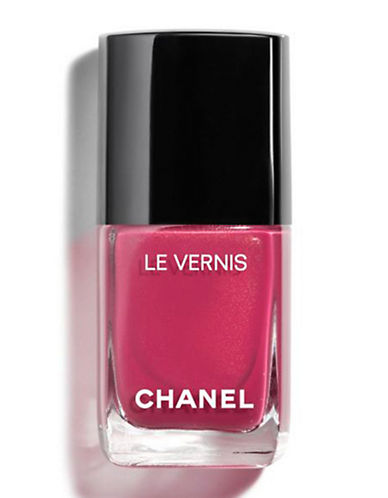 Chanel LE VERNIS  Longwear Nail Colour-586 ROSE PRODIGIOUS-One Size