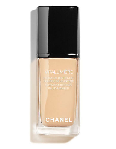 Chanel VITALUMIÈRE <br> Satin Smoothing Fluid Makeup SPF 15-10 LIMPIDE-30 ml