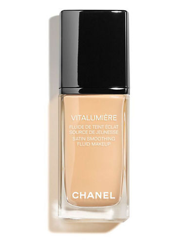 Chanel VITALUMIÈRE <br> Satin Smoothing Fluid Makeup SPF 15-25 PETALE-30 ml