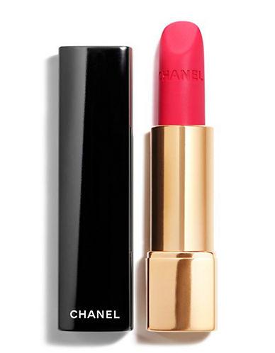 Chanel ROUGE ALLURE VELVET <br> Luminous Matte Lip Colour-46 LA MALICIEUSE-3.5 g