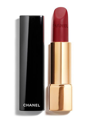 Chanel ROUGE ALLURE VELVET <br> Luminous Matte Lip Colour-NIGHTFALL 63-One Size