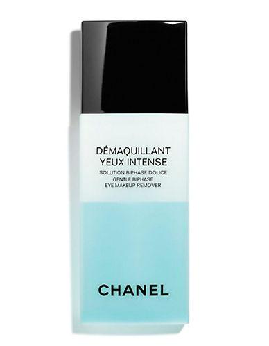 Chanel DÉMAQUILLANT YEUX INTENSE <br> Gentle Bi-Phase Eye Makeup Remover-NO COLOUR-100 ml