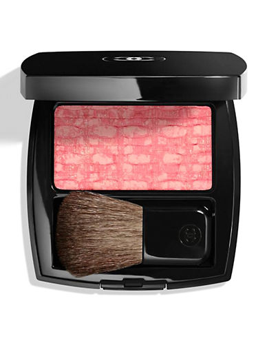 Chanel LES TISSAGES DE CHANEL <br> Blush Duo Tweed Effect-TWEED EVANES. 130-One Size