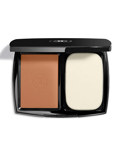 Chanel LE TEINT ULTRA TENUE <br>  Ultrawear Flawless Compact Foundation-CHOCOLATE 132-One Size