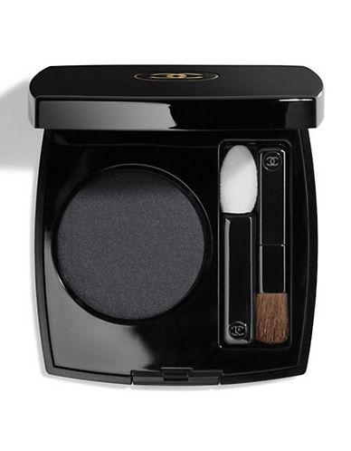 Chanel OMBRE PREMIÈRE <br> Longwear Powder Eyeshadow-NOIR SATIN 26-One Size