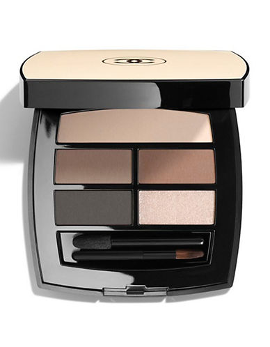 Chanel Les Beiges Healthy Glow Natural Eyeshadow Palette-NO COLOUR-One Size
