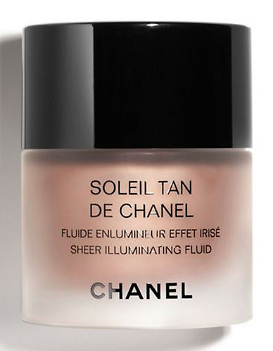 Chanel SOLEIL TAN DE CHANEL <br> Sheer Illuminating Fluid-SUNKISSED-30 ml