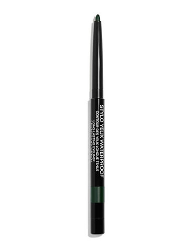 Chanel STYLO YEUX WATERPROOF <br> Long-Lasting Eyeliner-GREEN 857-One Size