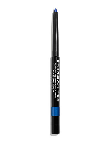 Chanel STYLO YEUX WATERPROOF <br> Long-Lasting Eyeliner-924 FERVENT BLUE-One Size