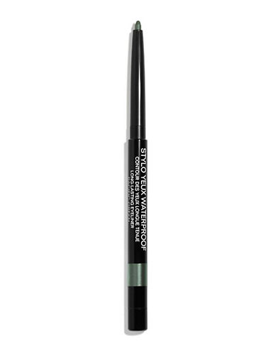 Chanel STYLO YEUX WATERPROOF <br> Long-Lasting Eyeliner-925 PACIFIC GREEN-One Size