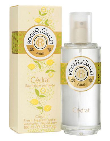 Roger & Gallet Citron Fresh Fragrant Water  Spray 100Ml-NO COLOUR-120 ml