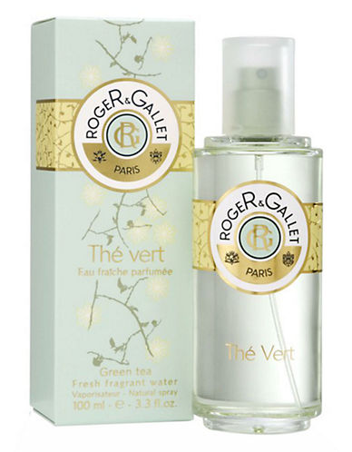 Roger & Gallet Green Tea Fresh Fragrant Water  Spray 100Ml-NO COLOUR-100 ml