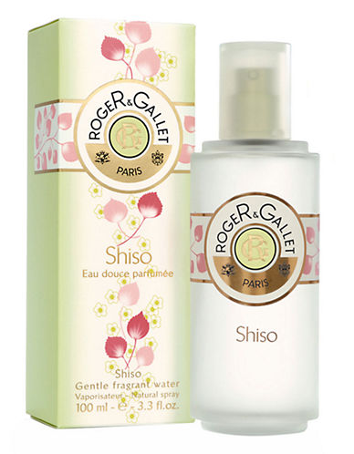 Roger & Gallet Shiso Fresh Fragrant Water  Spray 100Ml-NO COLOUR-100 ml