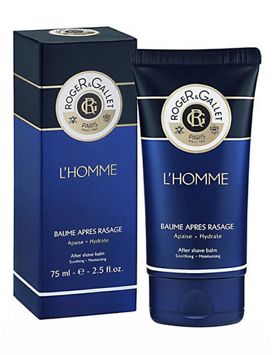 Roger & Gallet LHomme After Shave Balm  Tube 75 Ml-NO COLOUR-75 ml
