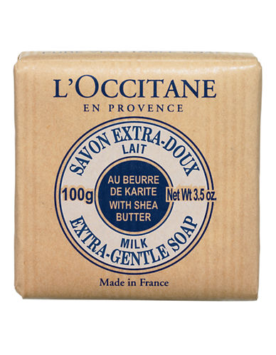 L Occitane Shea Extra Gentle Soap Milk-NO COLOUR-100 ml