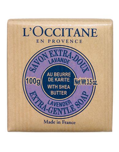 L Occitane Shea Extra Gentle Soap Lavender-NO COLOUR-100 ml
