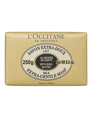 L Occitane Shea Extra Gentle Soap Milk-NO COLOUR-250 ml