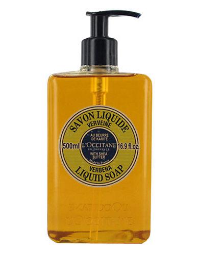 L Occitane Shea Liquid Soap Verbena-NO COLOUR-500 ml