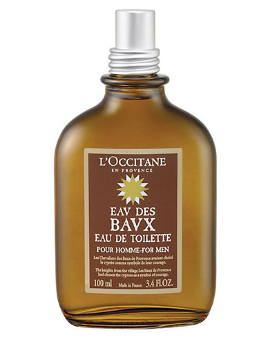 L Occitane LOccitane Eau Des Baux Eau de Toilette Spray-NO COLOUR-100 ml