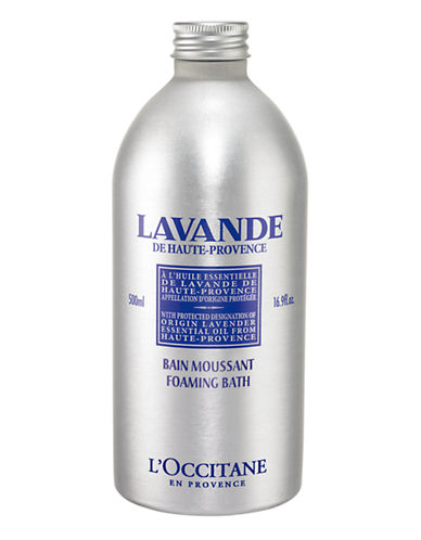L Occitane Lavender Foaming Bath-NO COLOUR-500 ml