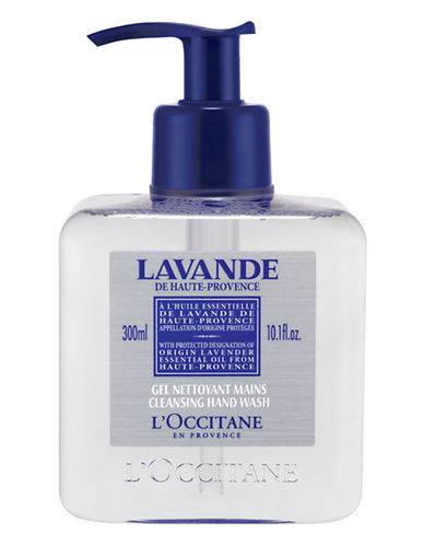 L Occitane Lavender Cleansing Hand Wash-NO COLOUR-50 ml