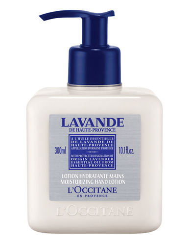 L Occitane Lavender Moisturizing Hand Lotion-NO COLOUR-50 ml