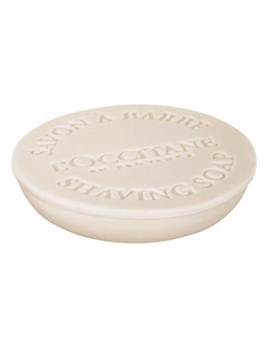 L Occitane Men Shaving Soap-NO COLOUR-One Size