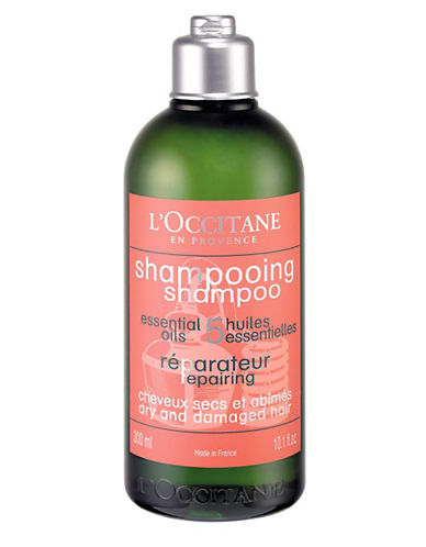 L Occitane Aromachologie  Reparing Shampoo-NO COLOUR-300 ml