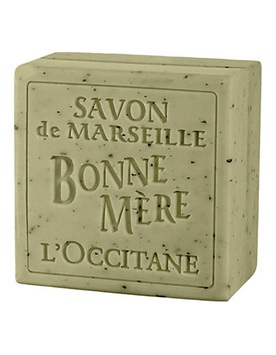 L Occitane Verbena Bonne Mere Soap-GREEN-100 ml