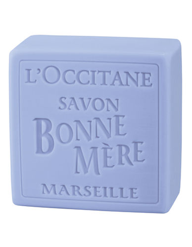L Occitane Lavender Bonne Mere Soap-NO COLOR-100 ml