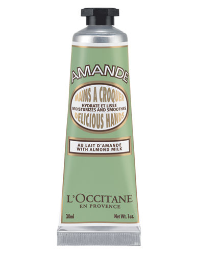 L Occitane Almond Hand Cream-NO COLOUR-30 ml