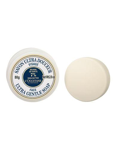 L Occitane Shea Ultra Rich Face Soap-NO COLOUR-100 ml