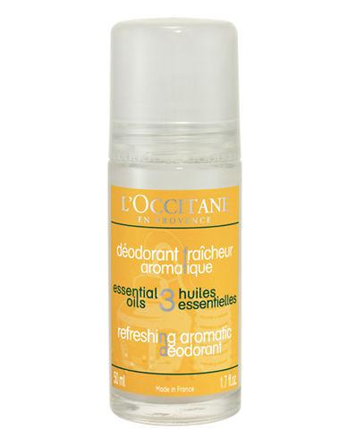 L Occitane Aromatic Freshness Deodorant-NO COLOUR-50 ml